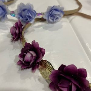 5 FOR $30! MIX & MATCH! Floral Headbands! NWT